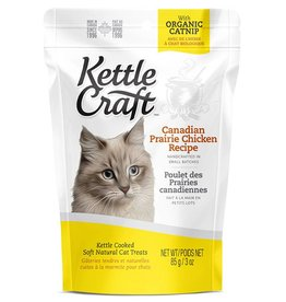 Kettle Craft Canadian Prairie Chicken Cat Treat 85gm