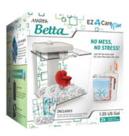 Marina Marina Betta EZ Care Plus Aquarium Kit - White 5 L