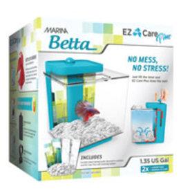 Marina Marina Betta EZ Care Plus Aquarium Kit - Blue - 5 L
