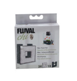 Fluval Fluval Chi Replacement Foam / Filter Pad Combo Pack