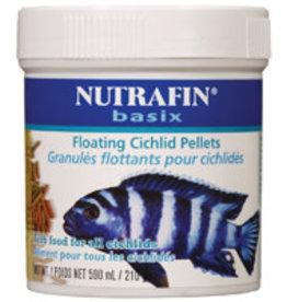 Nutrafin Nutrafin Basix Floating Cichlid Pellets - 210 g (7.4 oz)