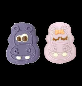 Bosco and Roxy's Cookie - Bosco and Roxy's Hippo Pair 1pc.