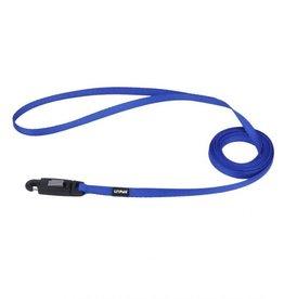 Lil Pals Li'l Pals Dog Leash with EZ Snap - Blue 5/16inx6ft