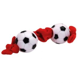 Lil Pals Li'l Pals Plush and Vinyl Soccerball Tug Toy - 8in