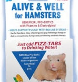 Oasis Alive & Well for Hamsters