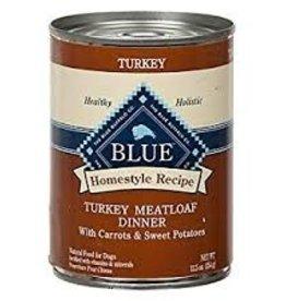 Blue Buffalo Blue Homestyle Recipe Turkey Meatloaf