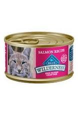 Blue Buffalo Blue Buffalo Wilderness Adult Cat Canned Salmon Recipe 3oz (85g)