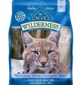 Blue Buffalo Blue Buffalo Wilderness Indoor Cat Chicken Recipe 5lbs (2.27kg)