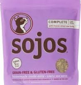 sojos SOJOS Complete Turkey Cat Recipe 1lb