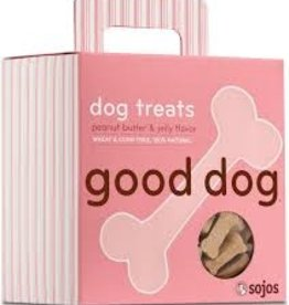 sojos SOJOS Good Dog Peanut Butter & Jelly 8oz