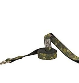 RC Pets Dog Leash Pitter Patter Camo  3/4x6