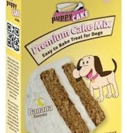 puppy cake Puppy Cake - Cake Mix - Banana Flavored