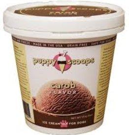 puppy cake Puppy Scoops Carob Flavor Icecream