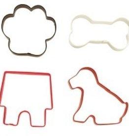 puppy cake Puppy Cake Cookie Cutter Set
