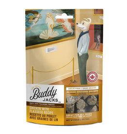 Buddy Jacks Buddy Jack's Soft Training Treats - Chicken with Flaxseed Recipe - 2oz
