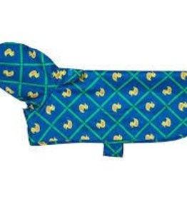 RC Pets RC Pets Packable rain poncho- rubber ducky L