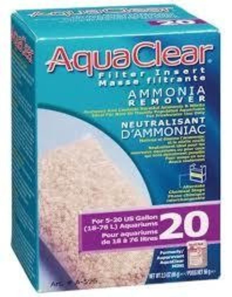 Aqua Clear AquaClear 20 Ammonia Remover Filter Insert - 66 g (2.3 oz)