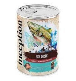 Inception Inception Canned Dog Food Fish Recipe 13oz