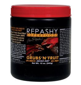 Repashy Superfoods Repashy Superfoods Grubs 'N' Fruit Gecko Diet - 12oz