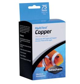 Seachem MultiTest - Copper - 75 Tests