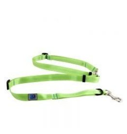 RC Pets traffic leash- lime 3/ 4x6