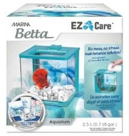 Marina Marina 2.5L EZ-Care Betta Kit - Blue