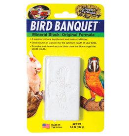 Zoo Med Zoo Med Bird Banquet Mineral Block - Original Formula - 5 oz