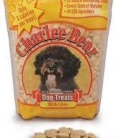 charlie bear Charlee Bear Liver Dog Treats 6oz