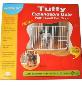 Carlson lil' tuffy expandable gate