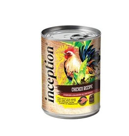 Inception Inception Canned Dog Food Chicken Recipe 13oz