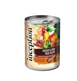 Inception Inception Canned Dog Food Chicken with Pork Recipe 13oz