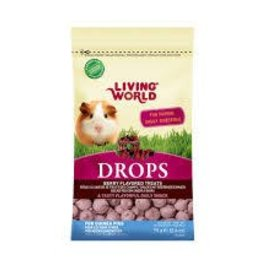 Living World Treat Guinea Pig - Fieldberry Flavour