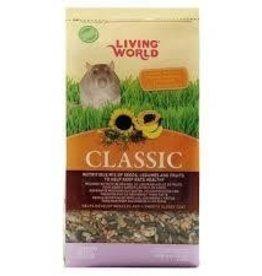 Living World Classic Rat Food 2lbs