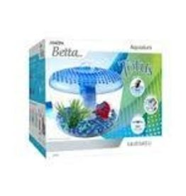 Marina Marina Betta Kit Plastic- Blue