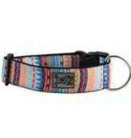 RC Pets Wide Clip Collar Fringe L
