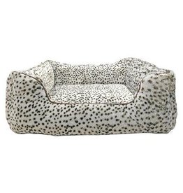 """Ethical Sleep Zone Sleep Zone Snow Leopard Step-In Bed 18"""""""