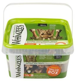 Whimzees Whimzees Variety Pack - Large 14pk