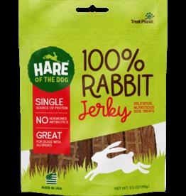 Treat Planet Treat Planet Hare of the Dog Rabbit Jerky 3.5oz