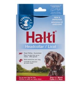 Halti Halti Nylon Head Collar Size 5 Black