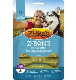 Zuke's Zukes Z-Bone Apples - Large 15oz
