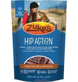 Zuke's Zukes Hip Action Peanut Butter & Oats 16oz