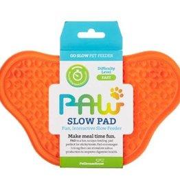Pet Dream House Pet Dream House Paw Lick Pad - Orange