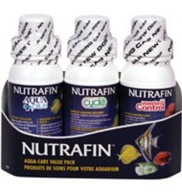 Marina Nutrafin Aqua-Care Value Pack
