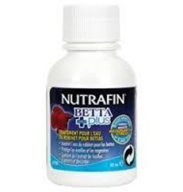 Nutrafin Nutrafin Betta Plus Tap Water Conditioner for Bettas 60ml
