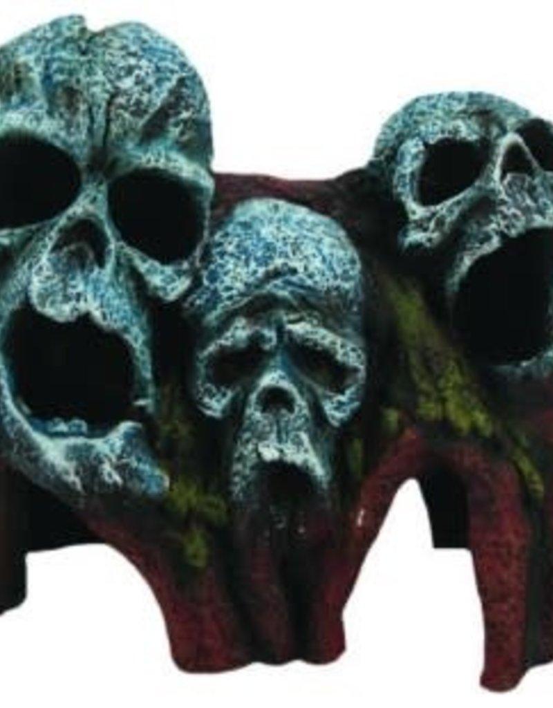 """Aqua-Fit Aqua-Fit Tree Root Skulls 7""""x4""""x6"""""""