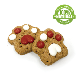Bosco and Roxy's Cookie - Bosco and Roxy's Holiday Mini Paws 1pc.