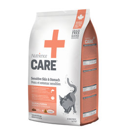 Nutrience Nutrience Care Sensitive Skin & Stomach for Cats - 5kg (11 lbs)