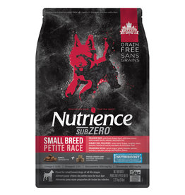 Nutrience Nutrience Grain Free Subzero Prairie Red Formula for Small Breed - 2.27 kg (5 lbs)