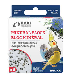hari Hari Mineral Block for Small Birds - Black Cumin Seeds - 35 g