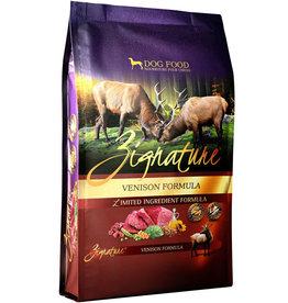Zignature Zignature Limited Ingredient Grain Free Venison Dog Food 25lb
